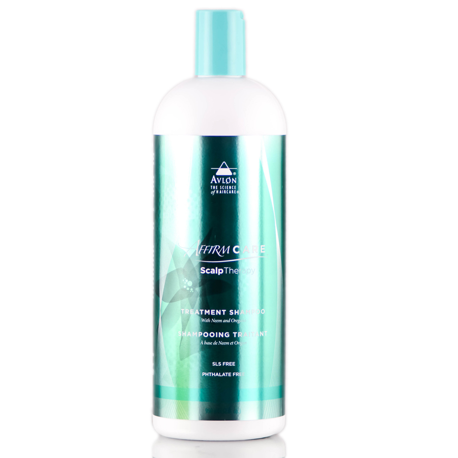 Avlon Affirm Care Scalp Therapy Treatment Shampoo 796708150122