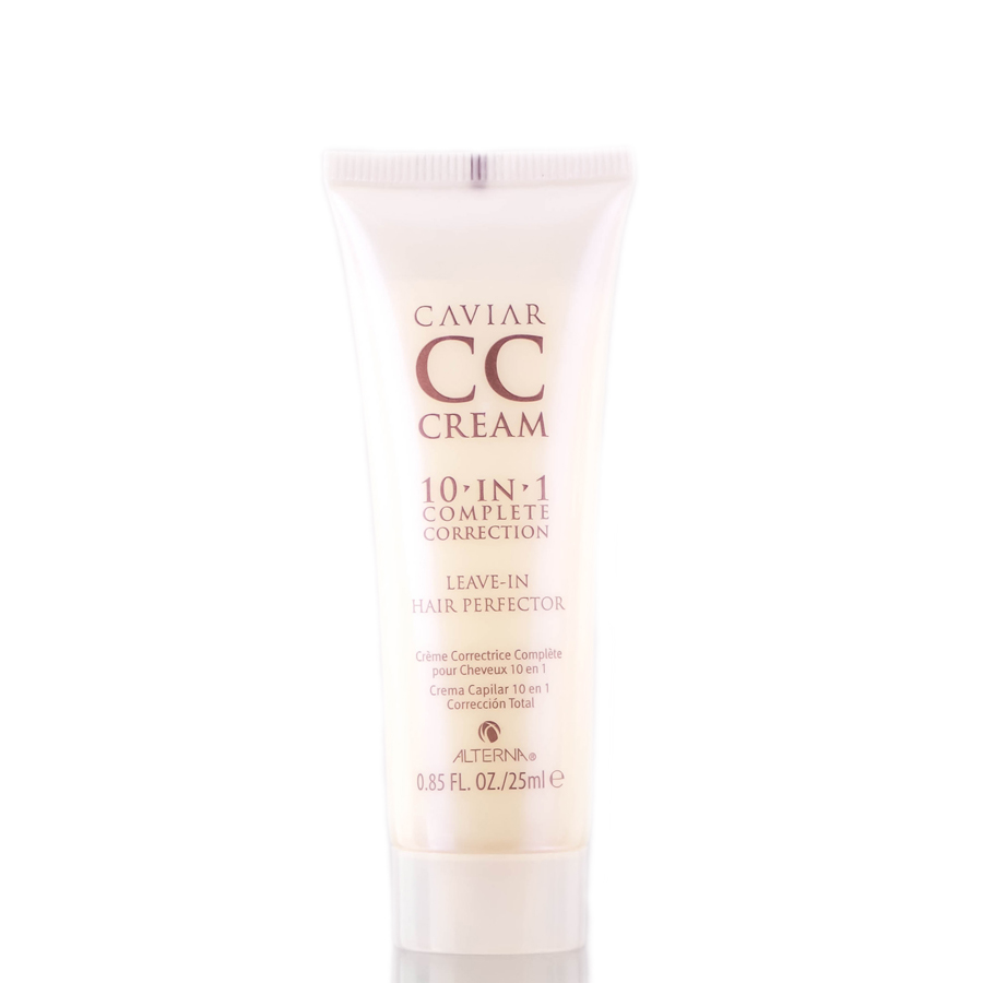 Alterna Caviar CC Cream 10- in-1 & Leave-In Hair Perfector 873509021070