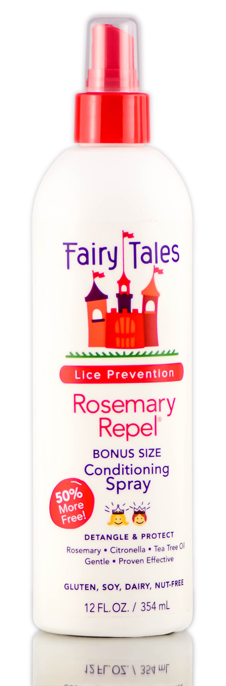 Fairy Tales Rosemary Repel Leave-in Conditioning Spray 812729002056