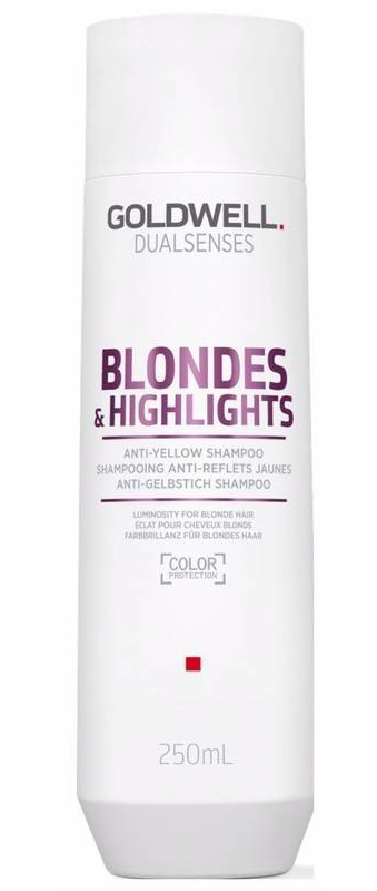 Goldwell Dualsenses Blonde And Highlights Anti-Yellow Shampoo 4021609029106