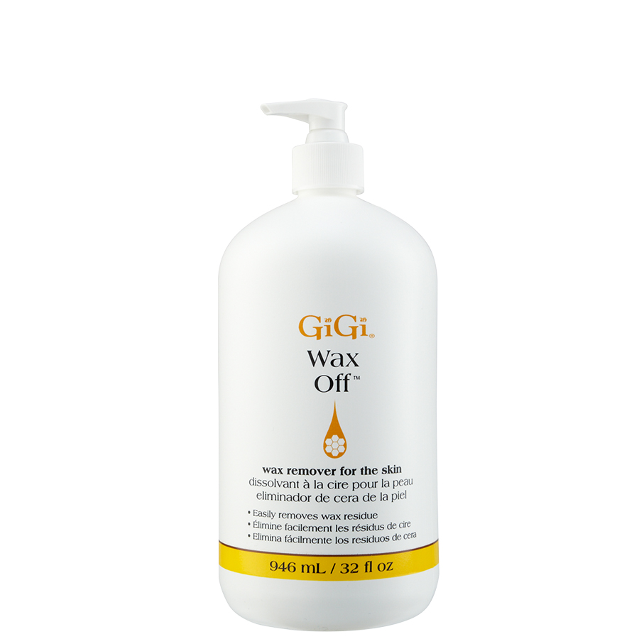 GiGi Wax Off - wax remover for the skin 073930034308