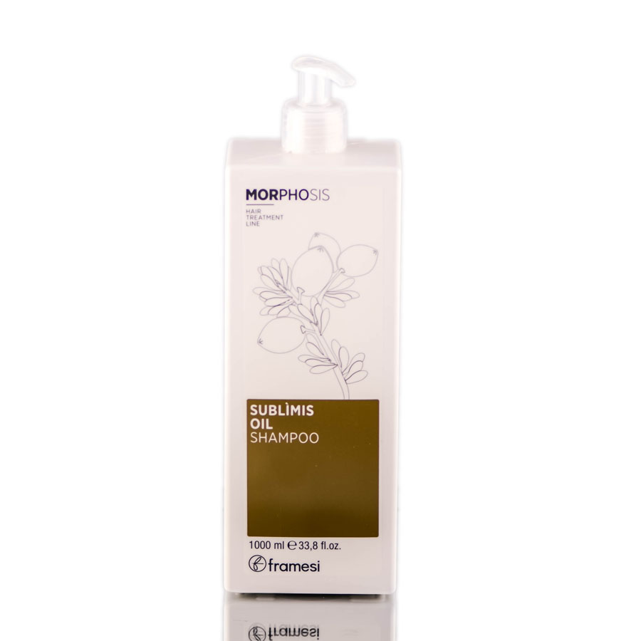 Framesi Morphosis Sublimis Oil Shampoo 8032505875847