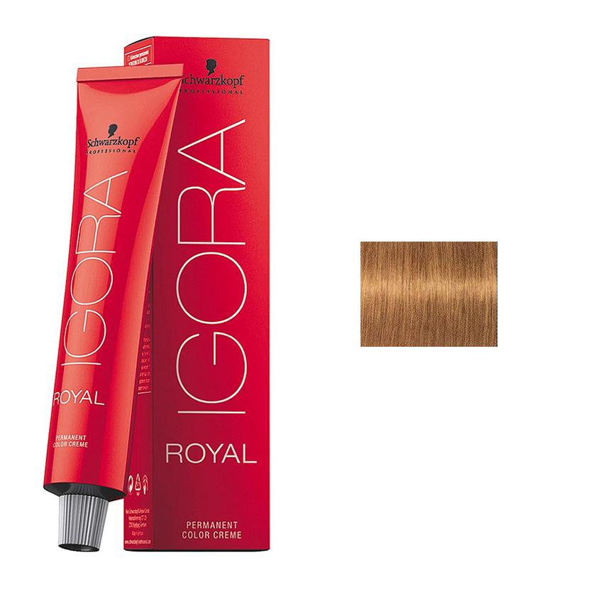 Schwarzkopf Professional Igora Royal Hair Color 7702045538397