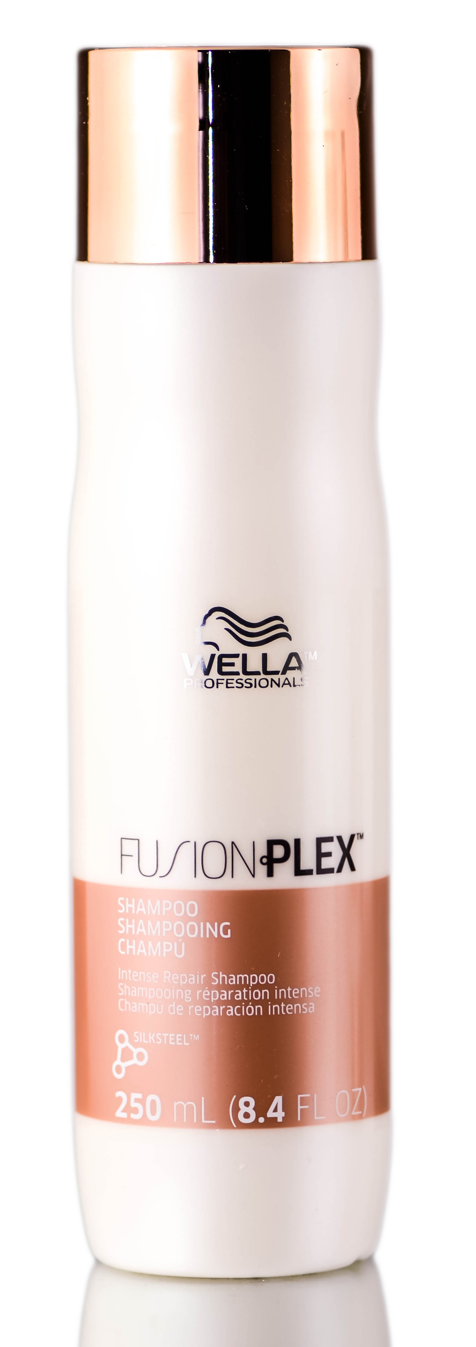 Wella FusionPlex Intense Repair Shampoo 070018100627