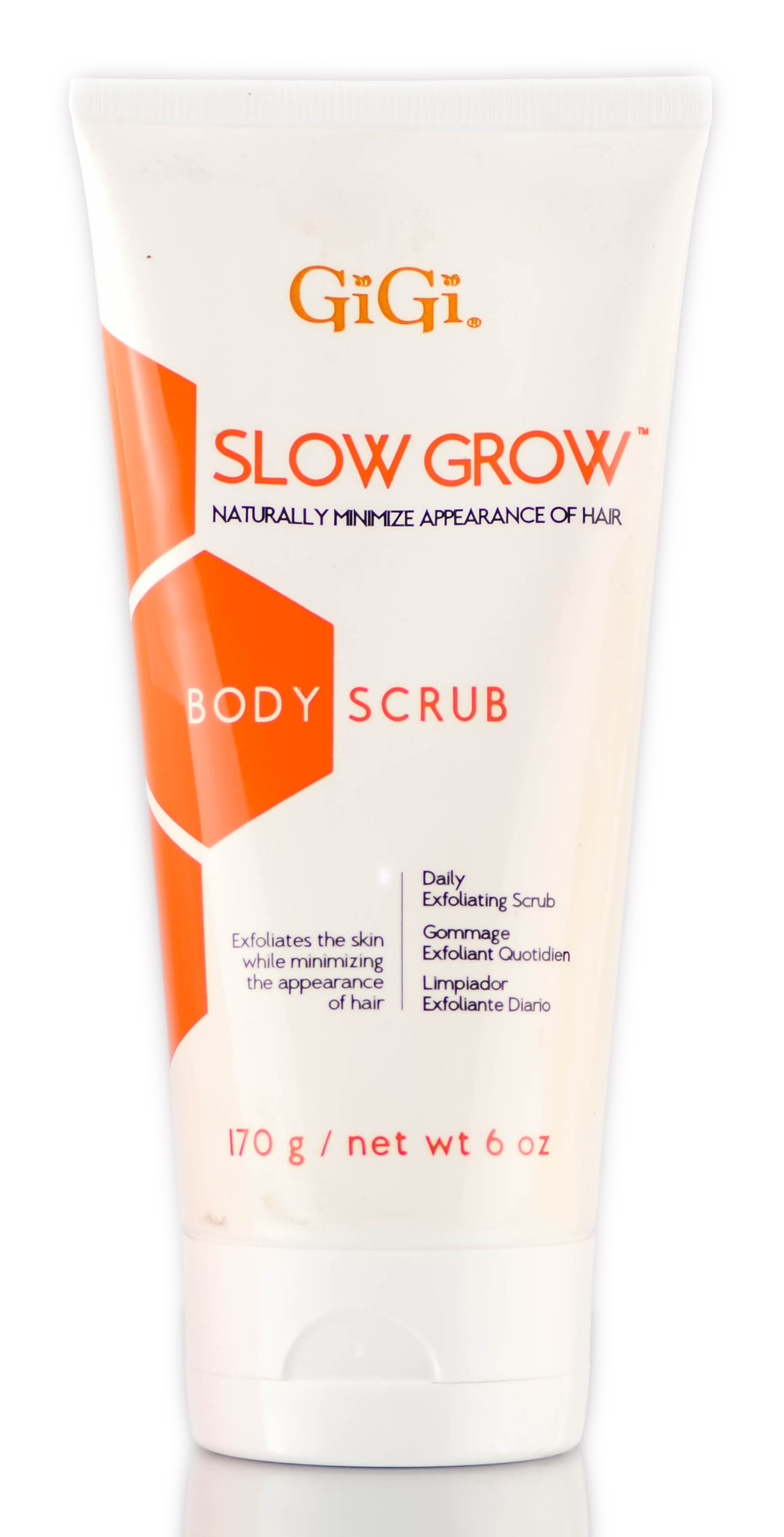 Gigi Slow Grow Body Scrub 073930073109