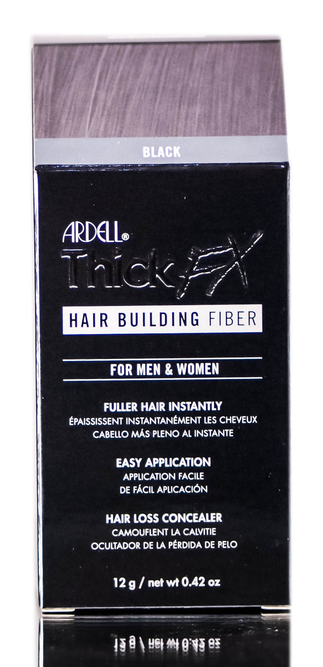 Ardell Thick FX Hair Building Fiber 074764781543