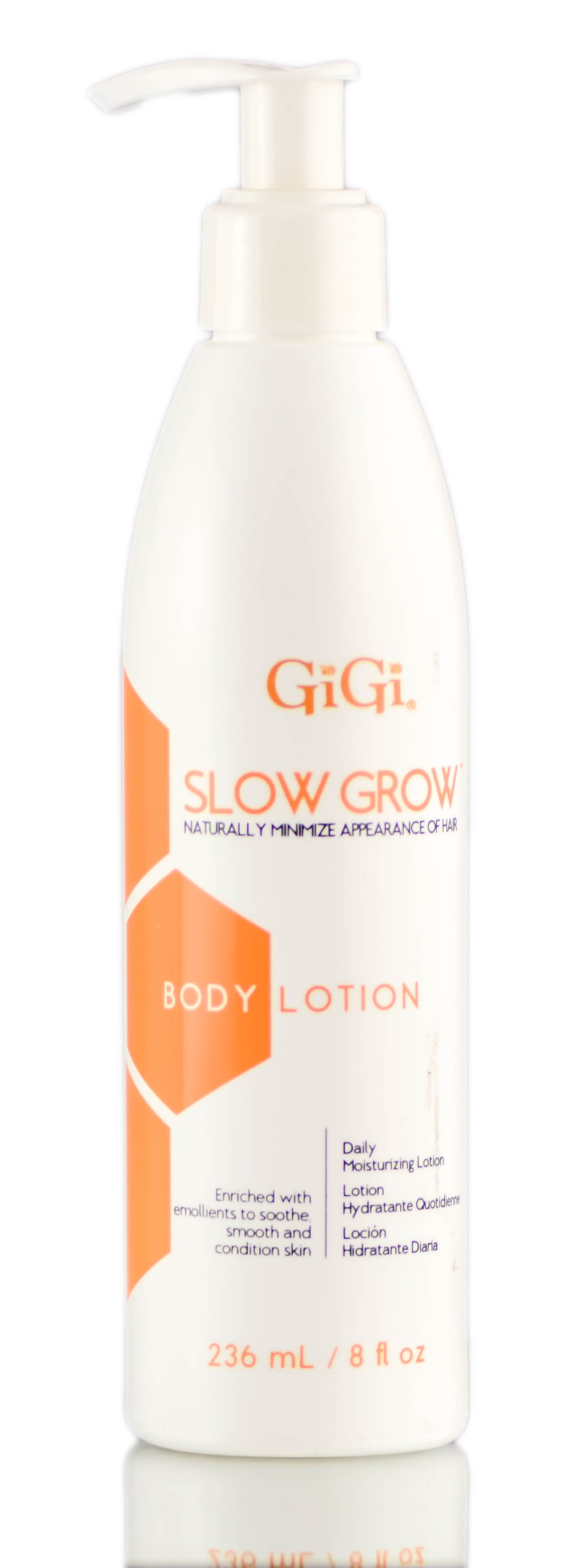 Gigi Slow Grow Body Lotion 073930073406