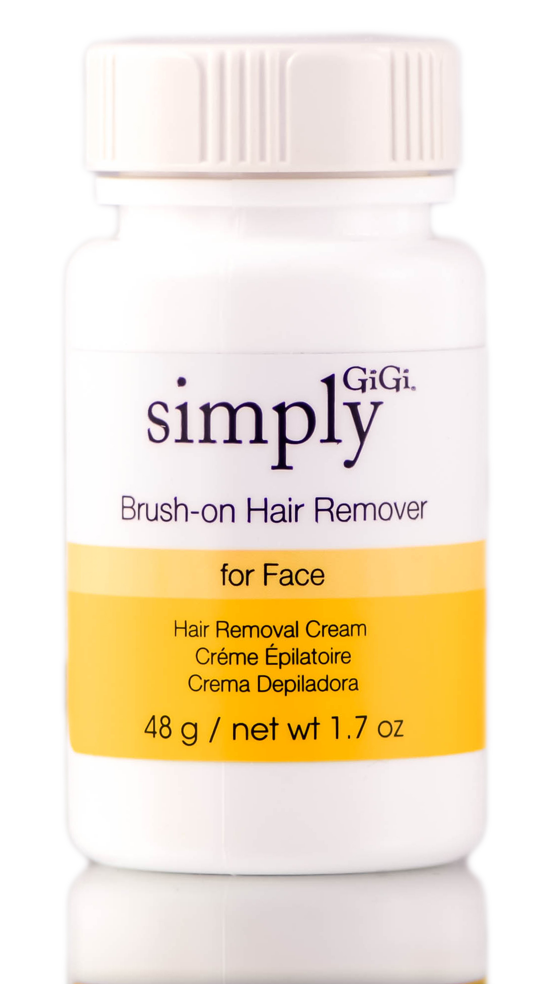 Gigi Simply Brush-on Face Hair Remover 073930030607