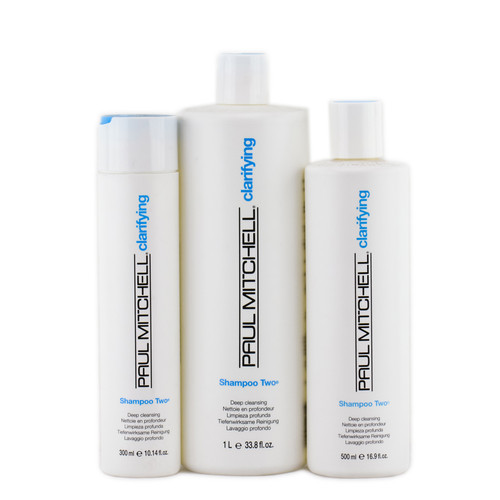 paul mitchell clarifying shampoo two formerly sleekhair. Black Bedroom Furniture Sets. Home Design Ideas