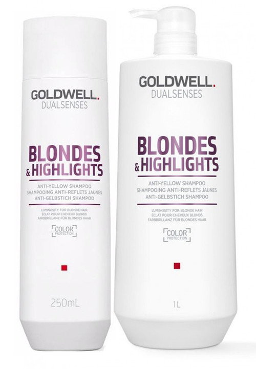Goldwell Dualsenses Blonde And Highlights Anti Yellow