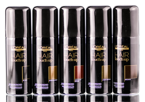 L Oreal Pro Hair Touch Up Spray Sleekshop Com Formerly