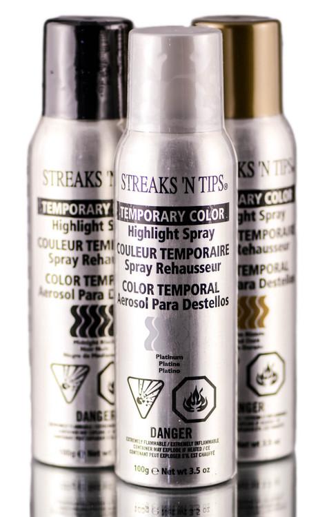 Streaks N Tips Temporary Color Highlight Spray Sleekshop