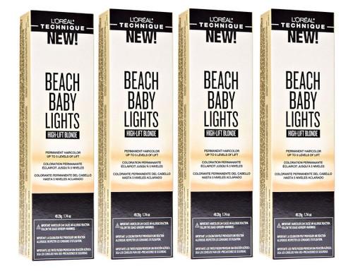 L Oreal Technique Beach Baby Lights High Lift Blonde