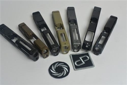 Customize Your Own Glock Slide