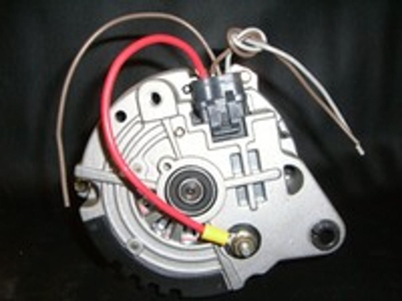 Diagram  Motorola Marine 50 Amp Alternator Connection