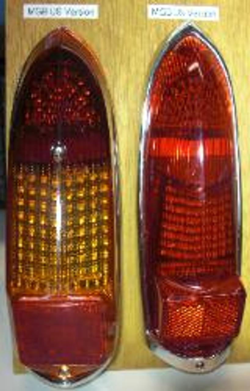 US Style 62-69 LED Tail Light Kit