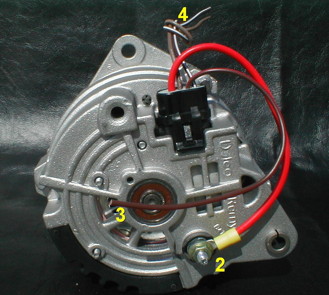 Mgb Alternator Wiring Diagram | Wiring Library