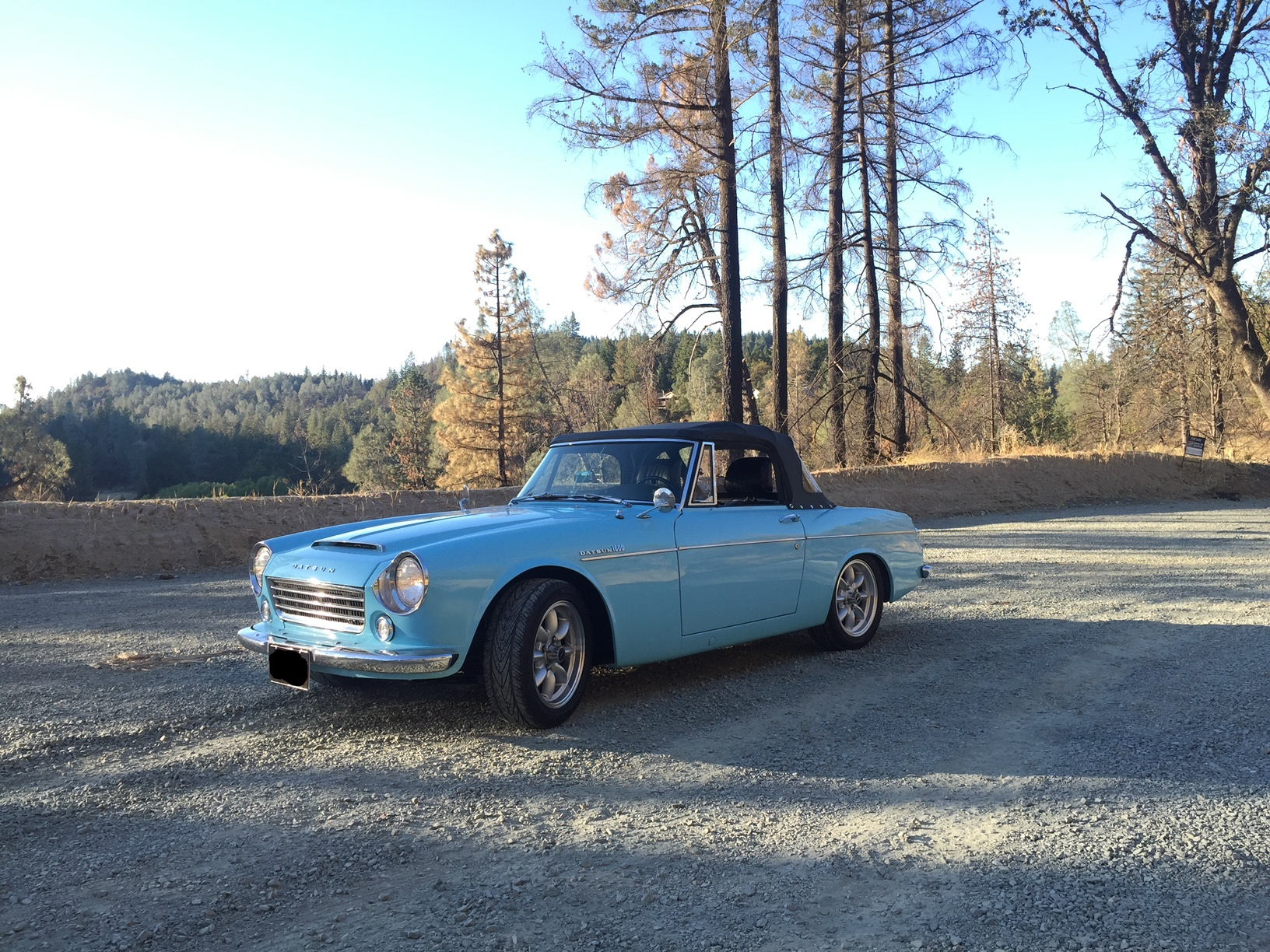 Datsun 1600 Roadster >> Datsun R16 Roadster Distributor Bluetooth Programmable R16 311 411 1600 2000 411sss U20 H20 L4 Engine Built To Order 50 Refundable Core Charge