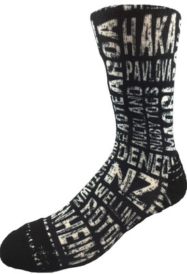 Kiwiana Eco Reprieve Sock by Norsewear