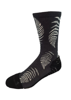 8667  White Fern Eco Sock