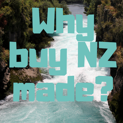 Why you should buy NZ Made