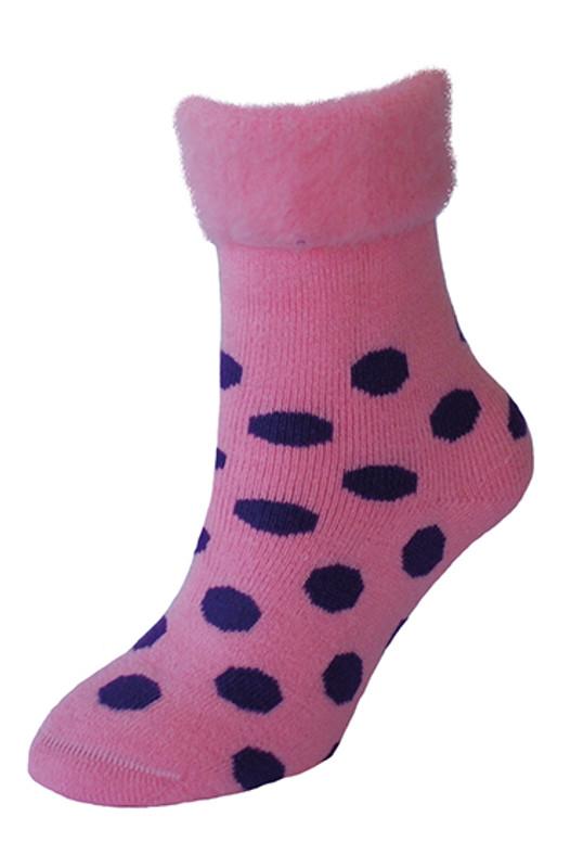 Bed Sock Dots