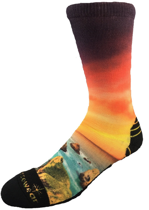Horizon Eco Reprieve Sock by Norsewear