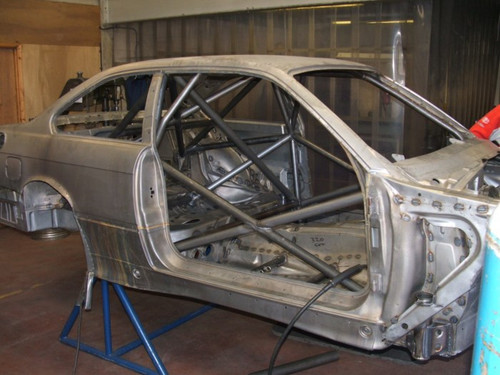 Custom Cages BMW E36 + M3 2 Door - Multipoint  [CDS]