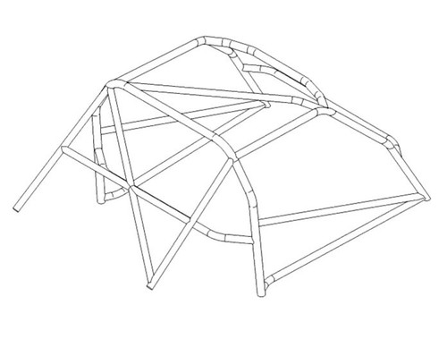 Custom Cages MG MGB - Historic  [T45]