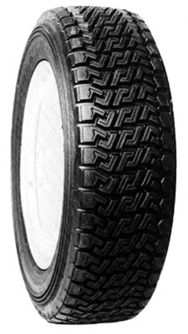 Black Rocket gravel rally tire BR 44 17/65-15  (±205/65-15)
