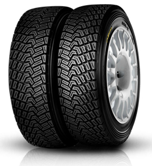 Pirelli K4 Reinforced Gravel Rally Tire - 205/65R15 - medium
