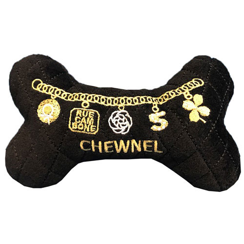 Bone Dog Toy | Chewnel Charms