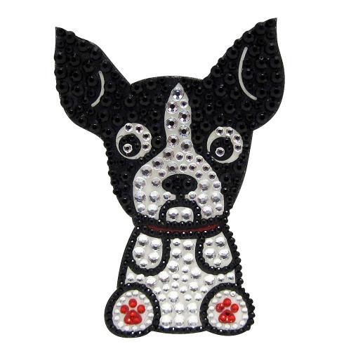 Boston Terrier Phone Sticker