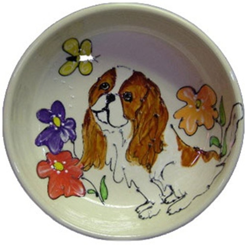 King Charles Dog Bowl