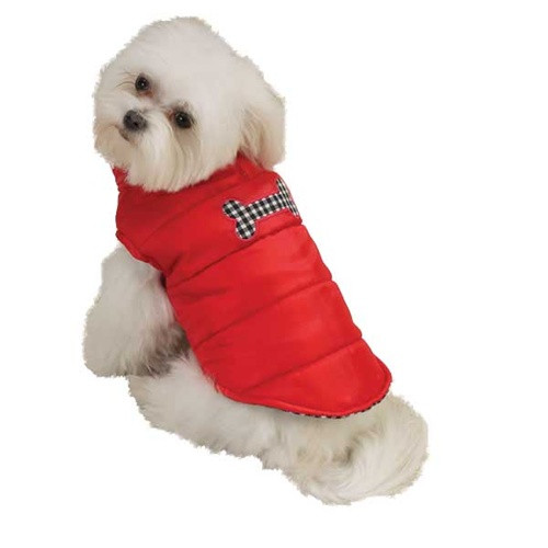 Puppy Love Reversible Dog Vest
