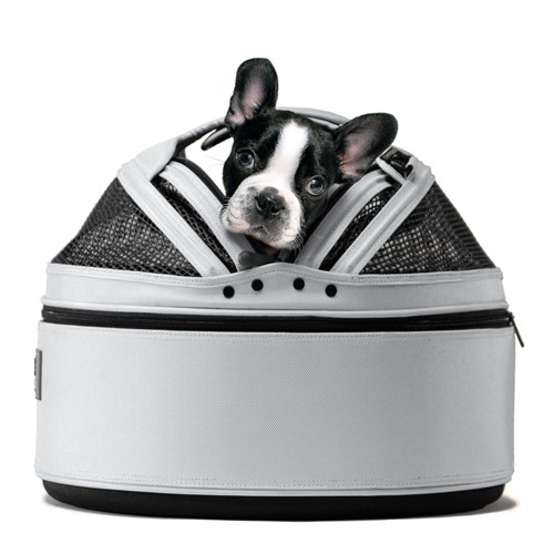 Sleepypod Mobile Pet Bed  | Arctic White