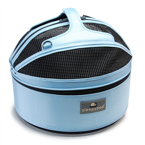 Sleepypod Mobile Pet Bed  | Sky Blue | 2 Sizes