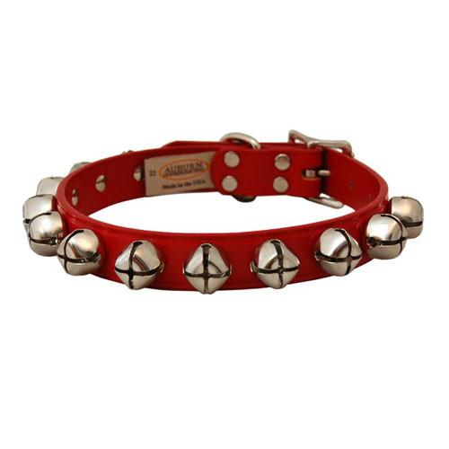 Jingle Bell Dog Collars