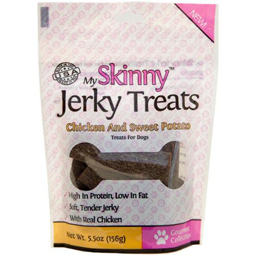 My Skinny Jerky Treats   Chicken & Sweet Potato