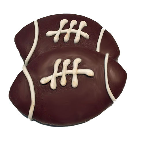 Touch Down! Football Dog Treats
