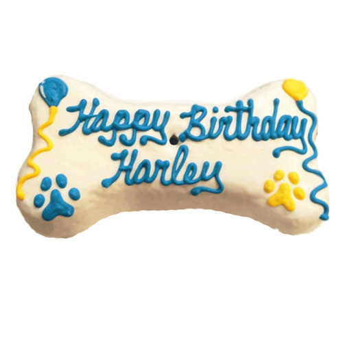 Dog Birthday Cake | Large