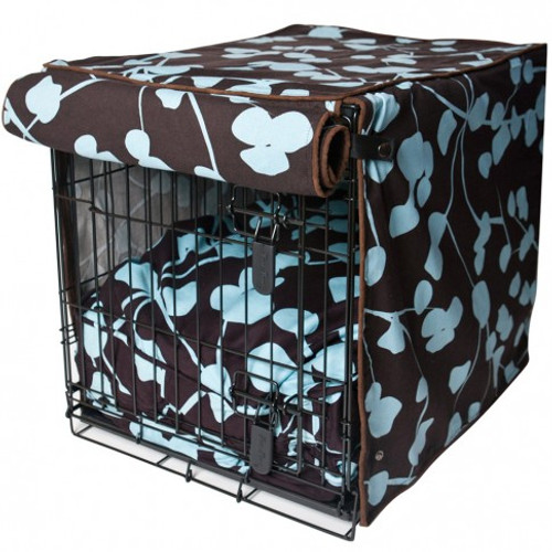 Your Hand In Mine Dog Crate Cover | 4 Sizes