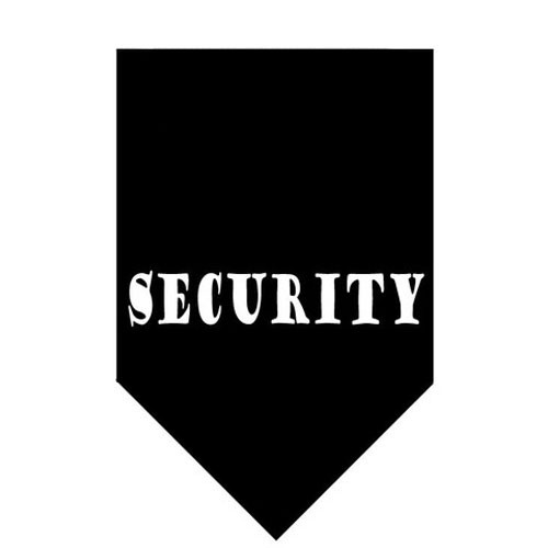 Pet Bandana | Security