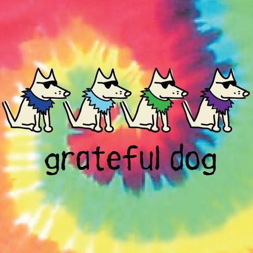 Grateful Dog T-Shirt