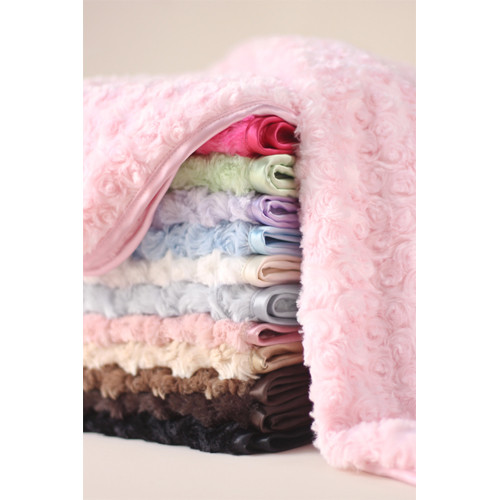 Rosebud Luxury Dog Blanket | 11 Colors
