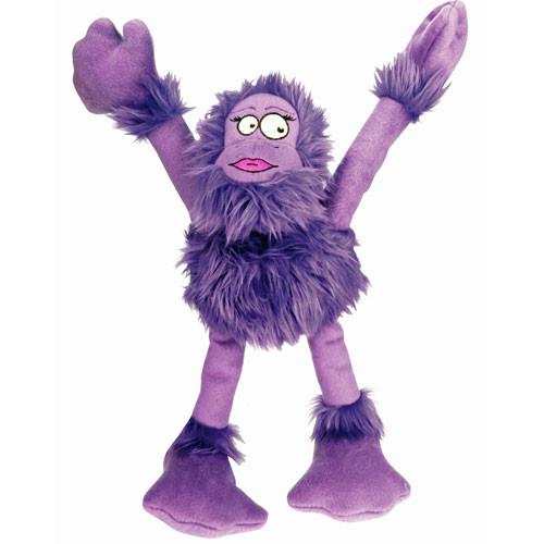 Sasquatch Dog Tug Toy | Large Purple
