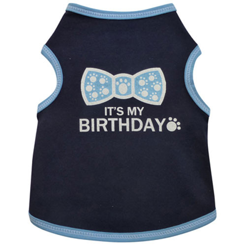 It's My Birthday Dog Tank Top