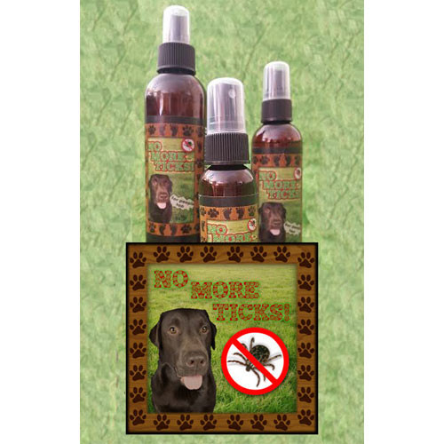 No More Ticks | Natural Tick & Mosquito Repellent