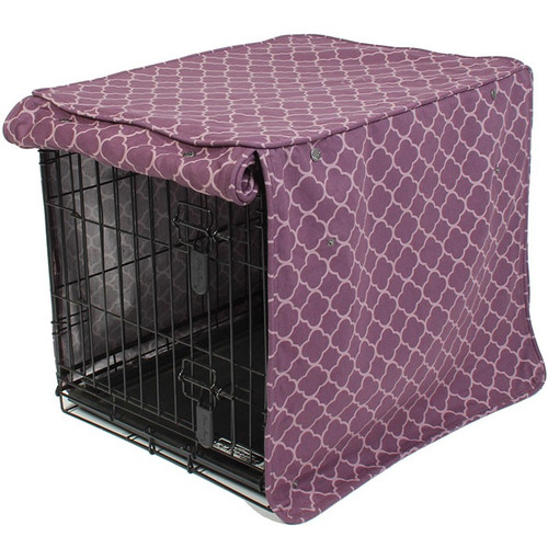 Royals Dog Crate Cover | 4 Sizes