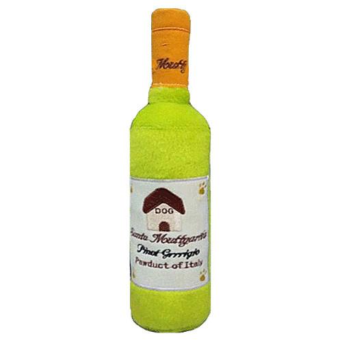 Dog Toy | Santa Muttgarita Pinot Grrrigio